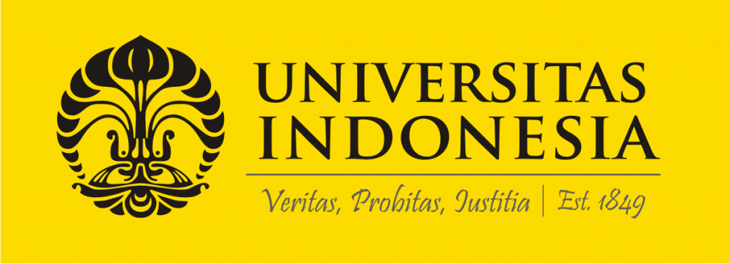 logo ui untuk publikasi luar ruang kantor komunikasi